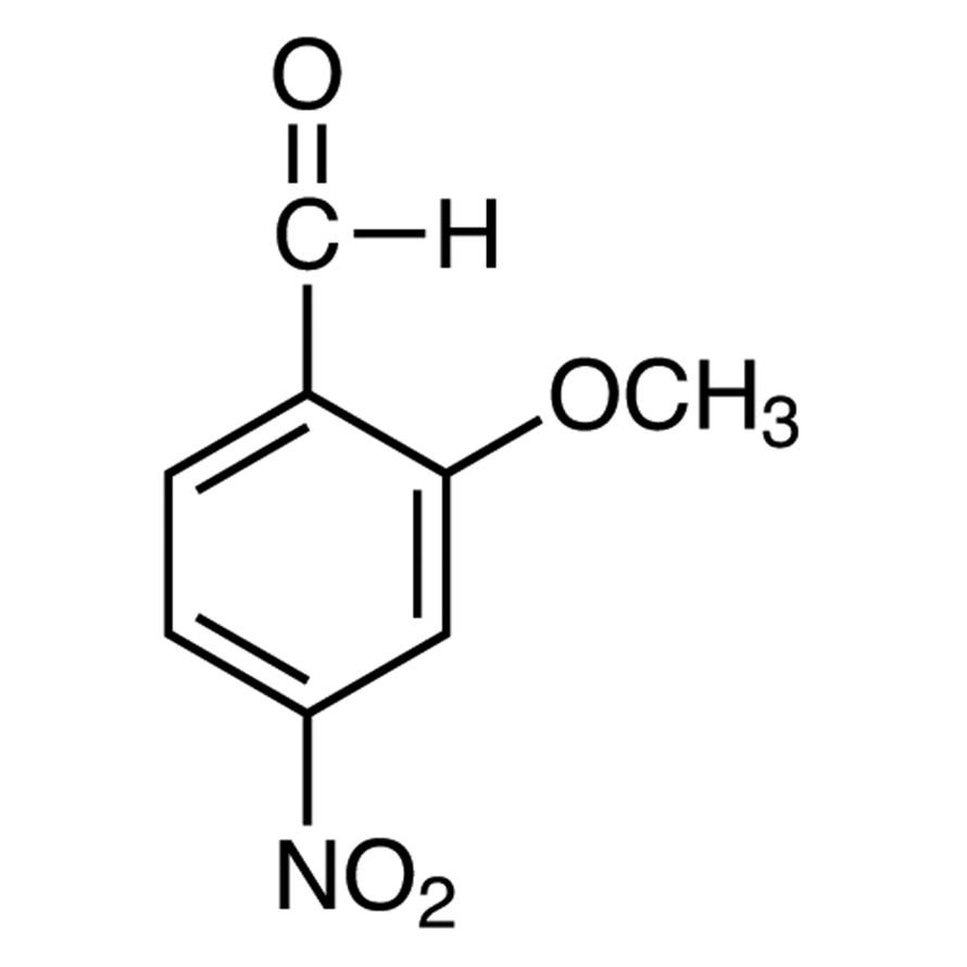 2-Methoxy-4-nitrobenzaldehyde
