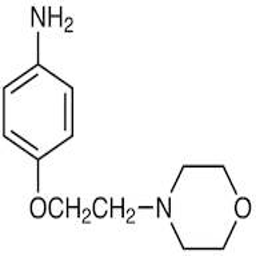 4-(2-Morpholinoethoxy)aniline