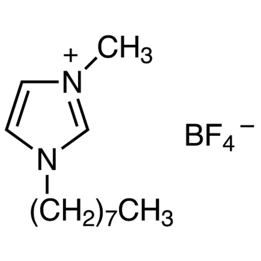 1-Methyl-3-n-octylimidazolium Tetrafluoroborate
