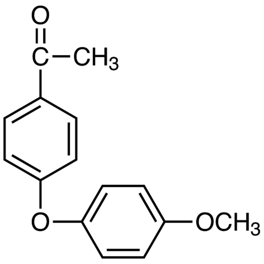 4'-(4-Methoxyphenoxy)acetophenone
