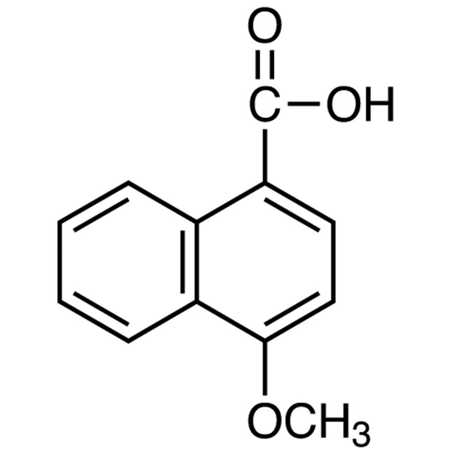 4-Methoxy-1-naphthoic Acid
