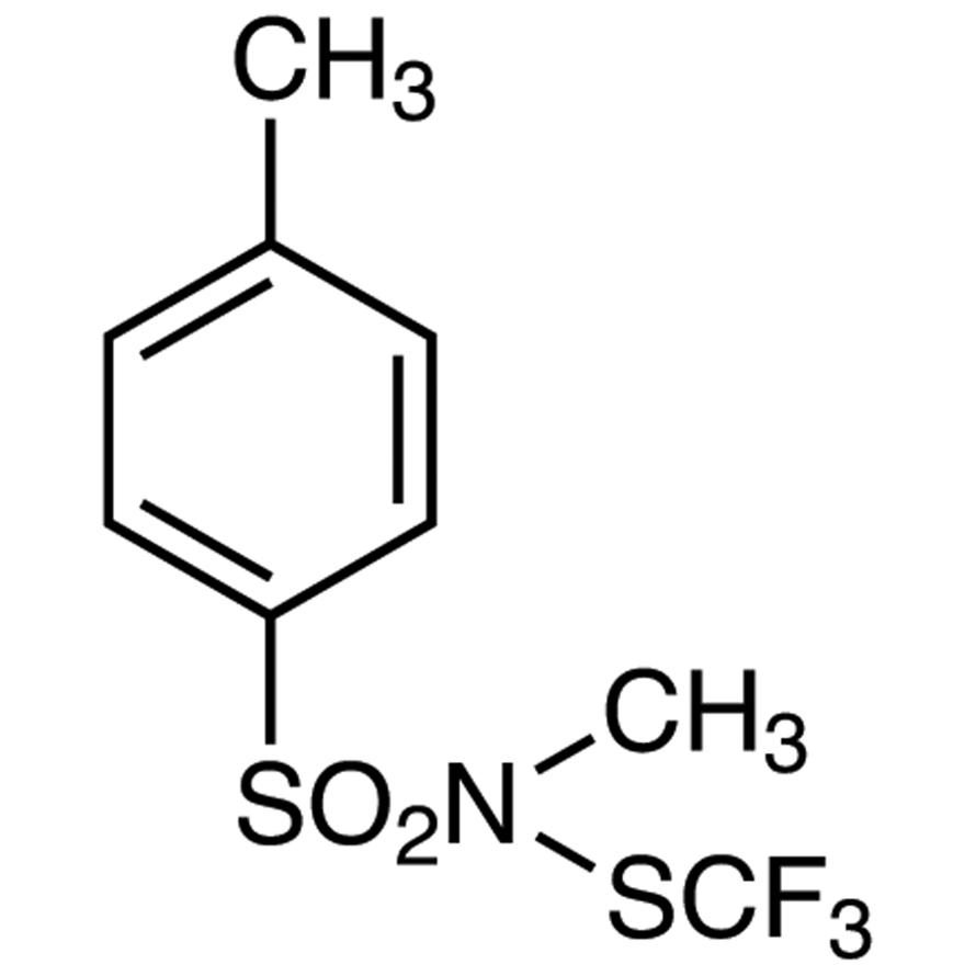 N-Methyl-N-[(trifluoromethyl)thio]-p-toluenesulfonamide