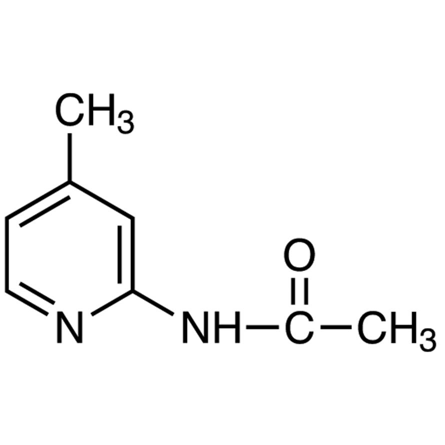 N-(4-Methyl-2-pyridyl)acetamide