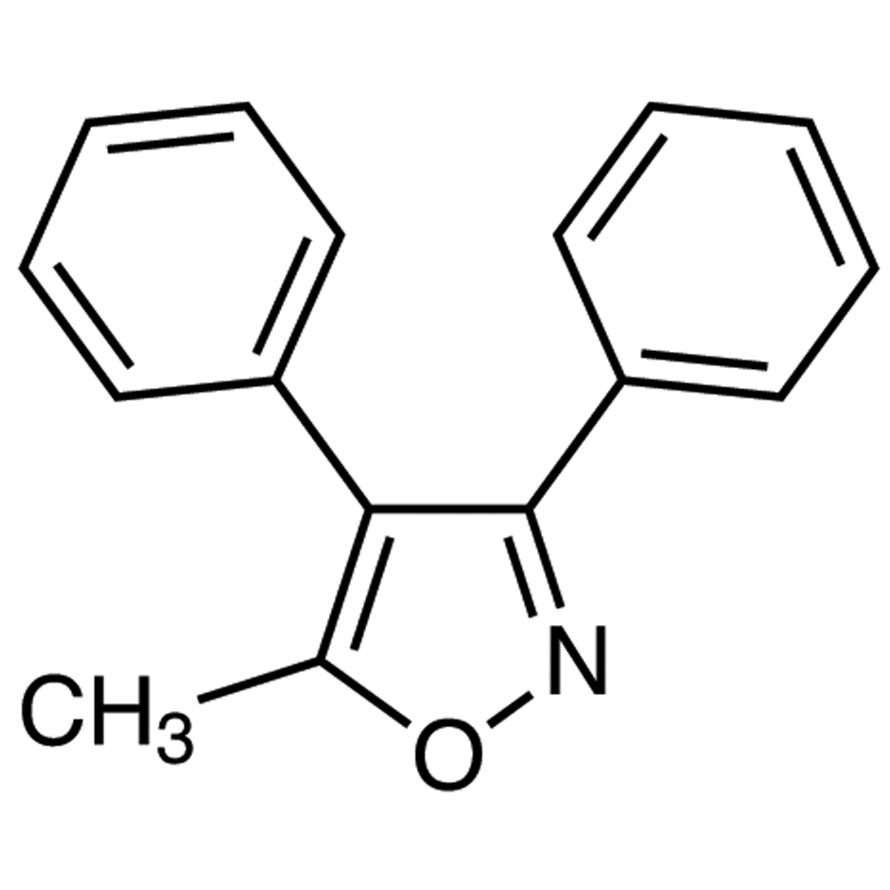 5-Methyl-3,4-diphenylisoxazole