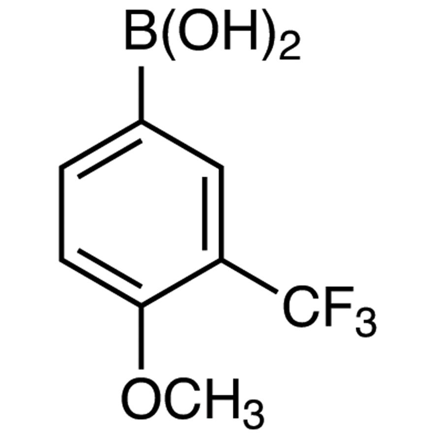 4-Methoxy-3-(trifluoromethyl)phenylboronic Acid (contains varying amounts of Anhydride)