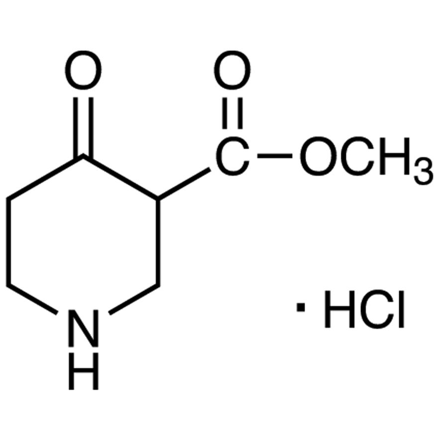 Methyl 4-Oxopiperidine-3-carboxylate Hydrochloride