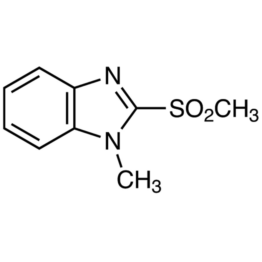 1-Methyl-2-(methylsulfonyl)benzimidazole