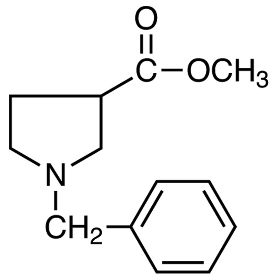 Methyl 1-Benzylpyrrolidine-3-carboxylate