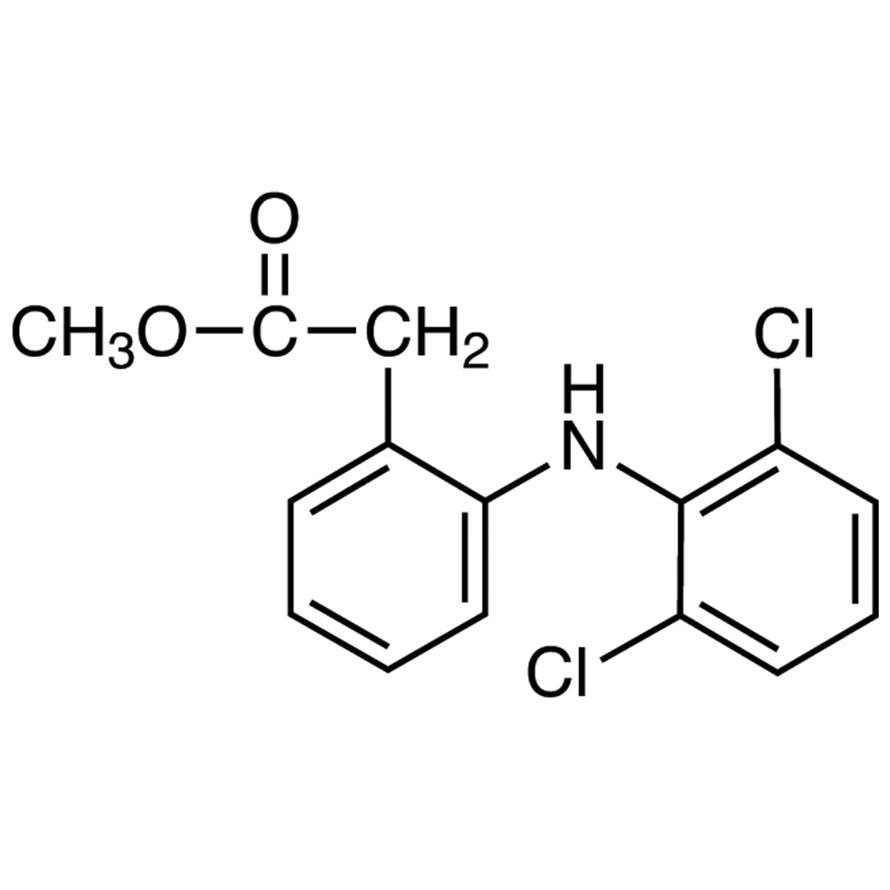 Methyl 2-(2,6-Dichloroanilino)phenylacetate