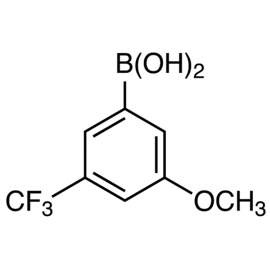 3-Methoxy-5-(trifluoromethyl)phenylboronic Acid (contains varying amounts of Anhydride)