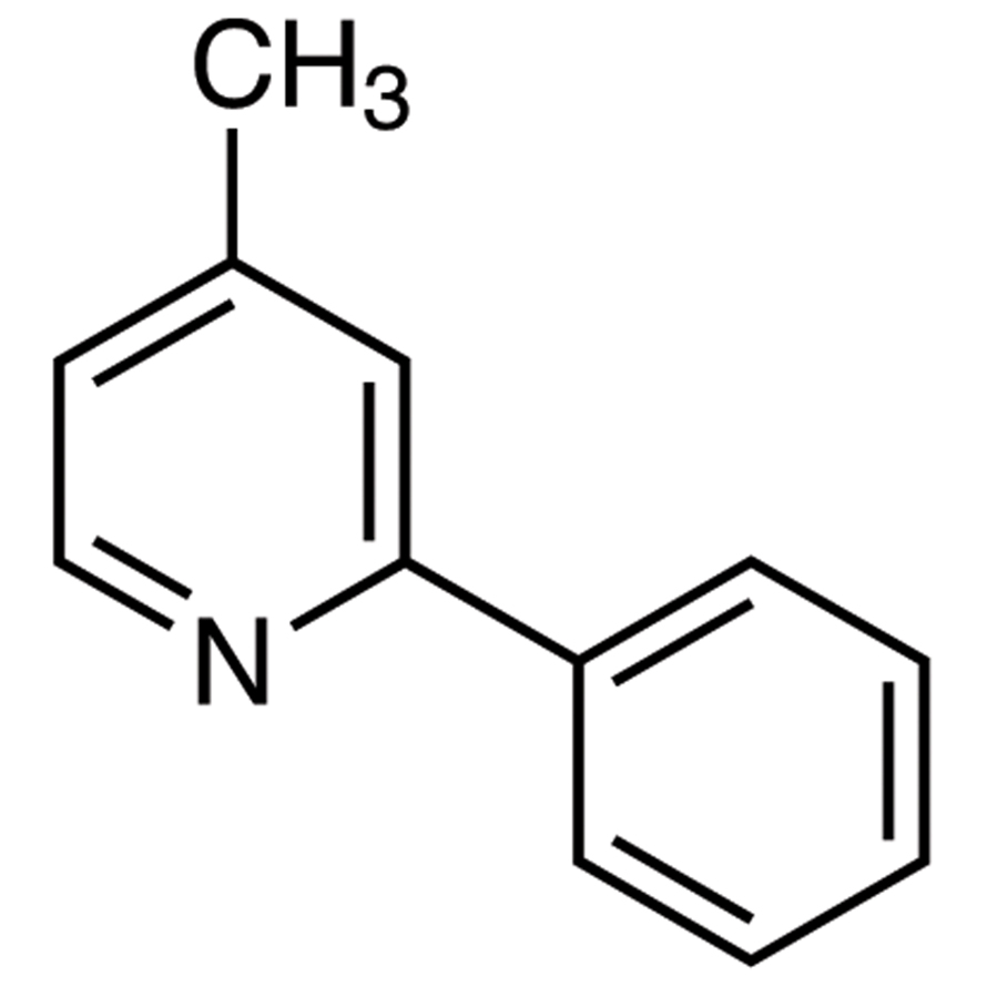4-Methyl-2-phenylpyridine