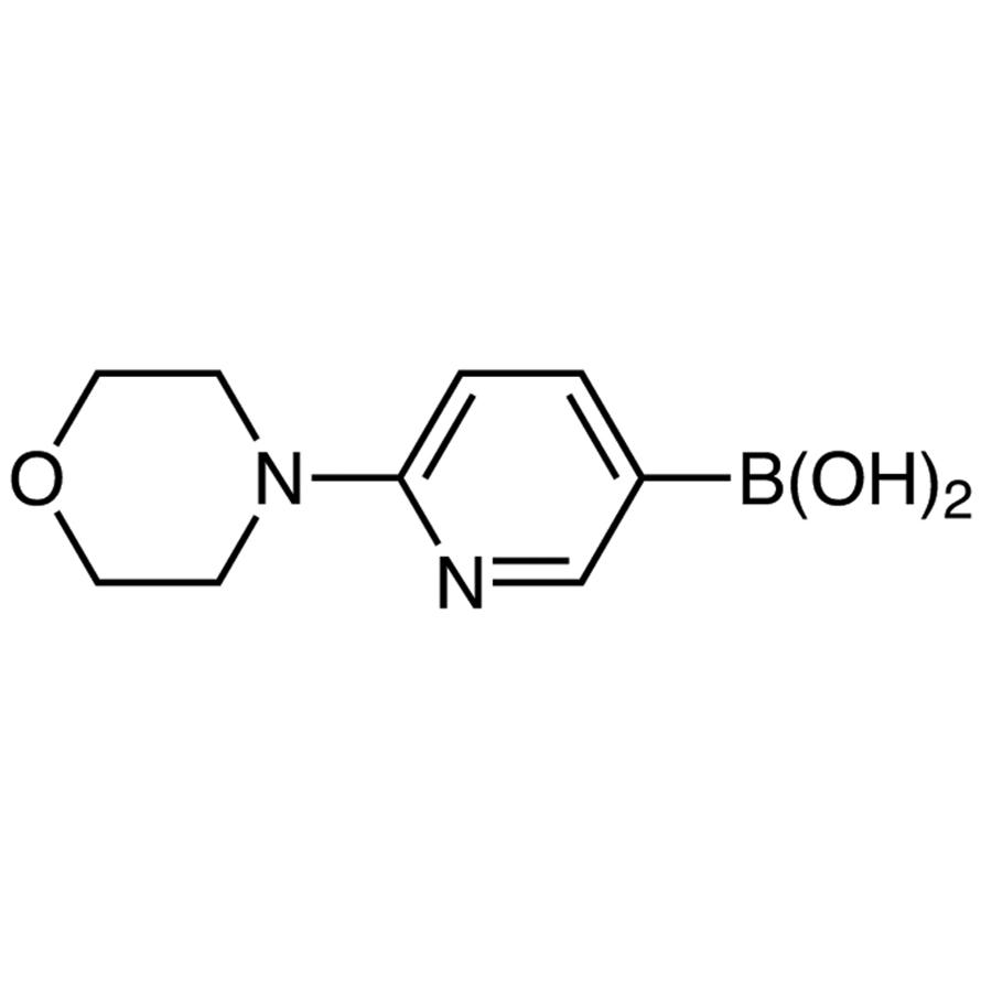6-(Morpholino)pyridine-3-boronic Acid (contains varying amounts of Anhydride)