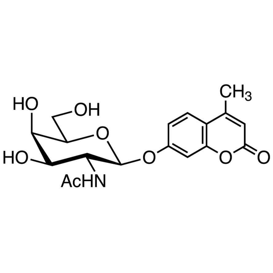 4-Methylumbelliferyl 2-Acetamido-2-deoxy--D-galactopyranoside