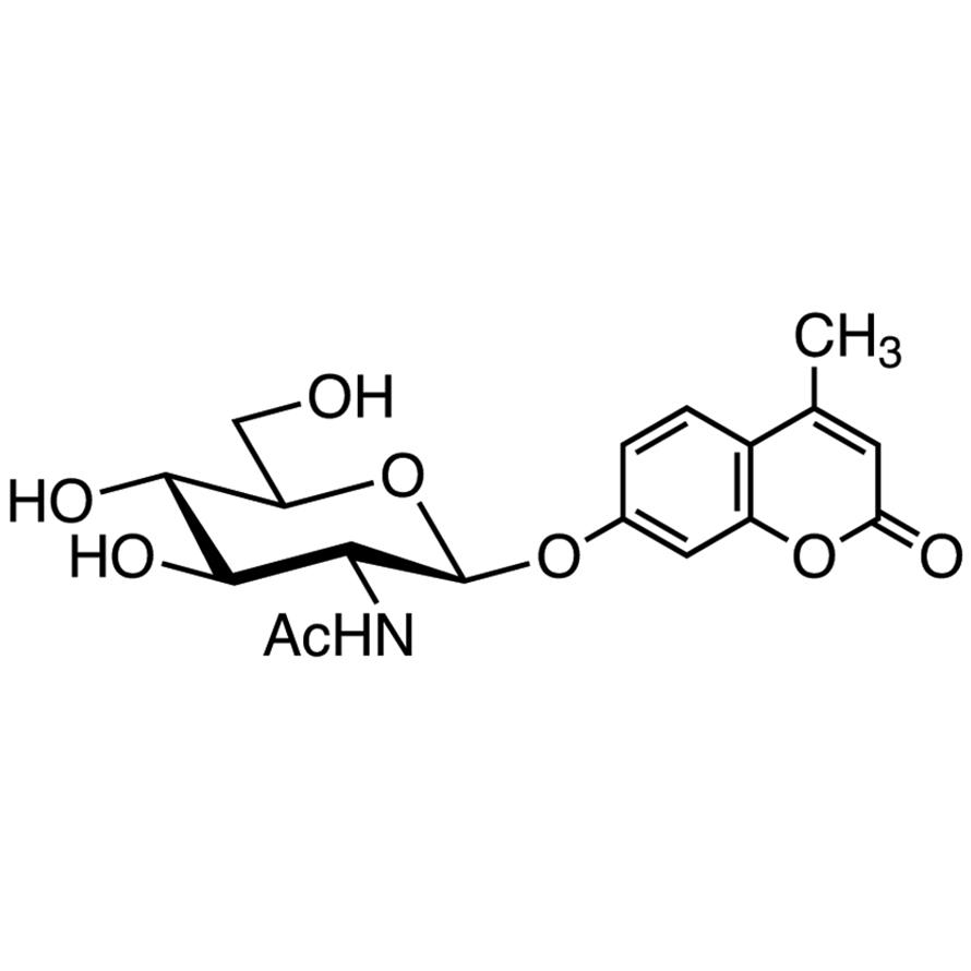 4-Methylumbelliferyl 2-Acetamido-2-deoxy--D-glucopyranoside