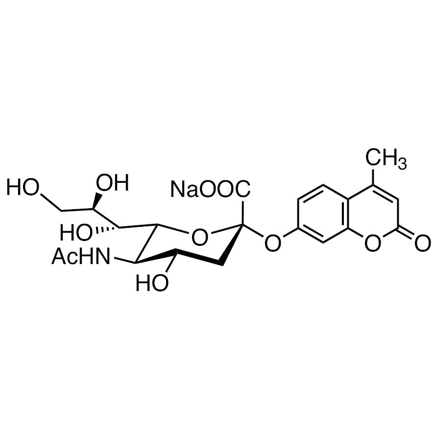 4-Methylumbelliferyl-N-acetyl--D-neuraminic Acid Sodium Salt