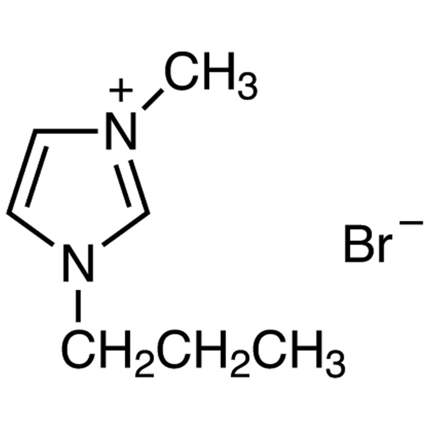 1-Methyl-3-propylimidazolium Bromide