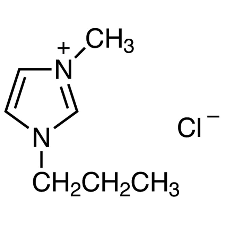1-Methyl-3-propylimidazolium Chloride