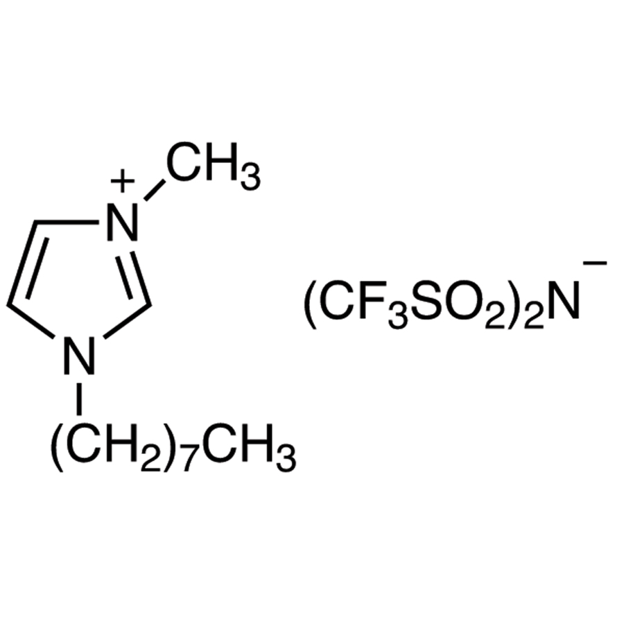 1-Methyl-3-n-octylimidazolium Bis(trifluoromethanesulfonyl)imide