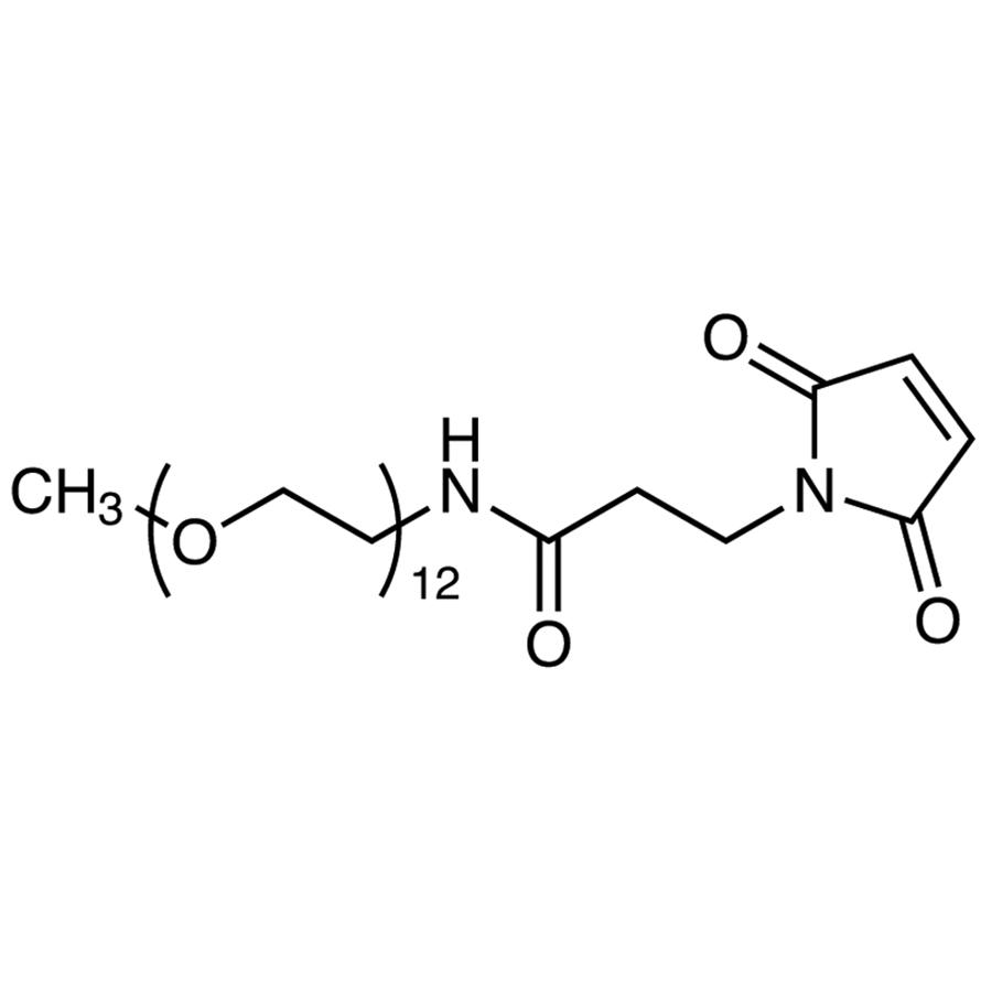 Methyl-PEG12-Maleimide