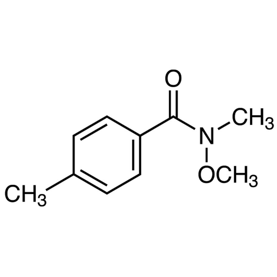 N-Methoxy-N,4-dimethylbenzamide