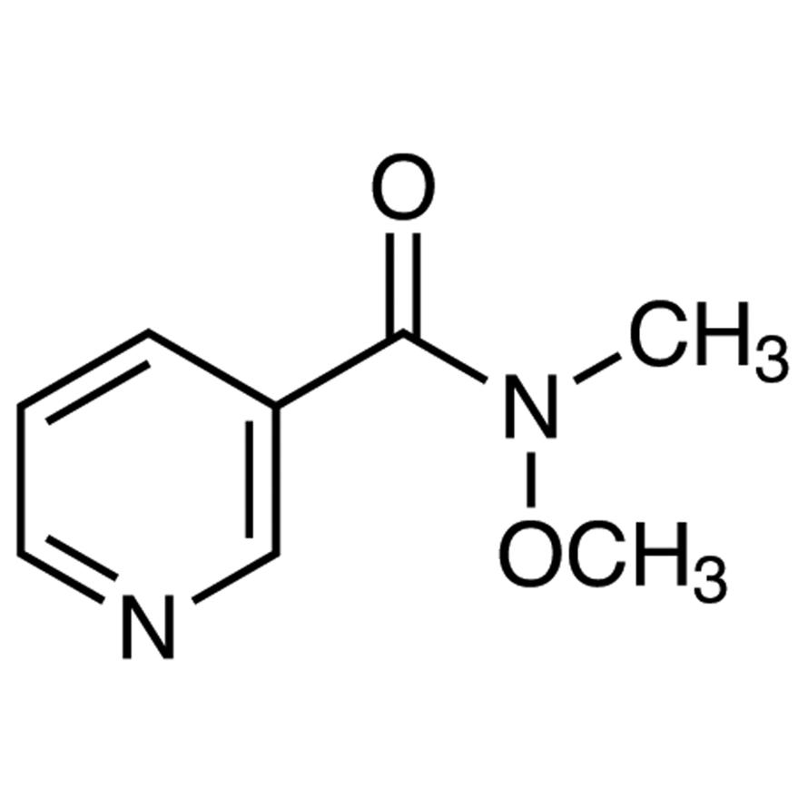N-Methoxy-N-methylnicotinamide