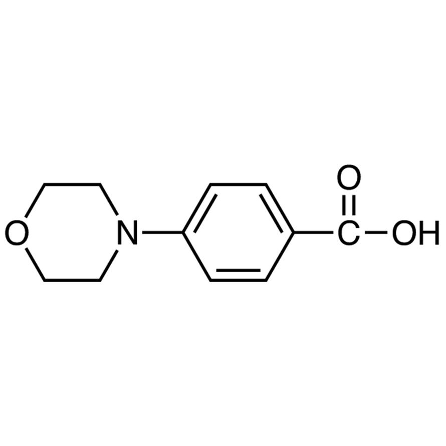 4-(4-Morpholinyl)benzoic Acid (contains 0.5% N,N-Dimethylformamide at maximum)