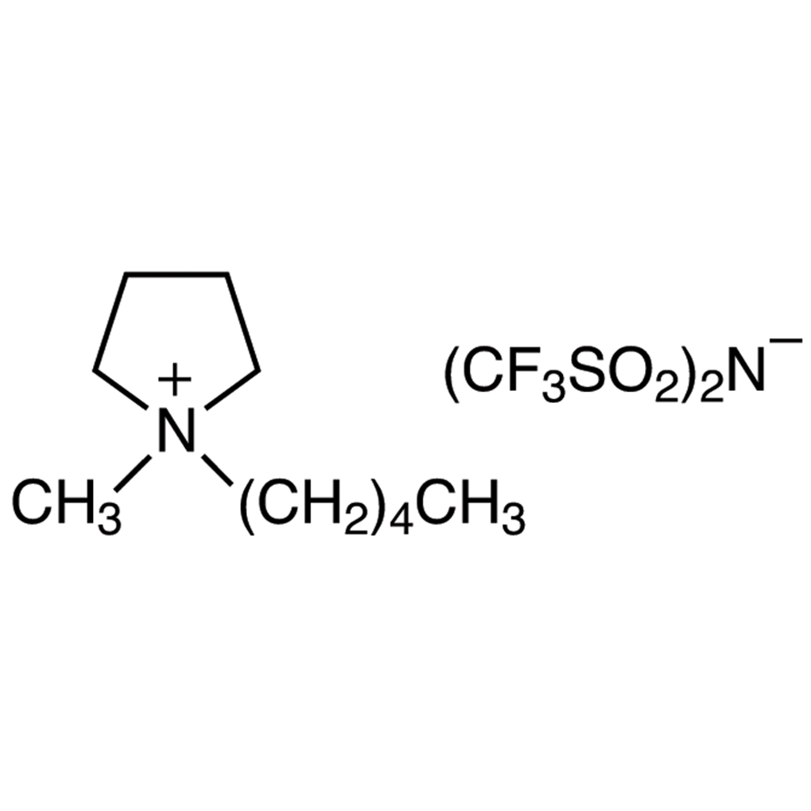 1-Methyl-1-pentylpyrrolidinium Bis(trifluoromethanesulfonyl)imide