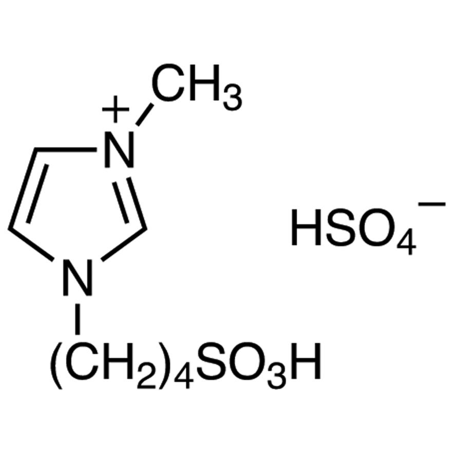 1-Methyl-3-(4-sulfobutyl)imidazolium Hydrogen Sulfate