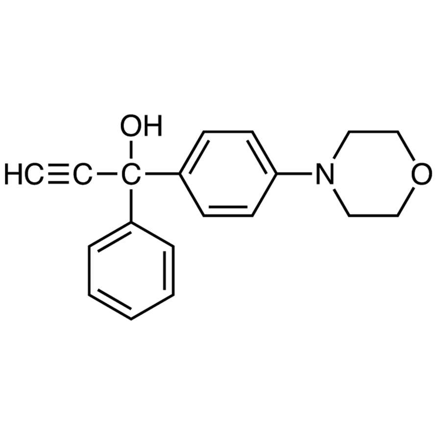 1-(4-Morpholinophenyl)-1-phenylprop-2-yn-1-ol