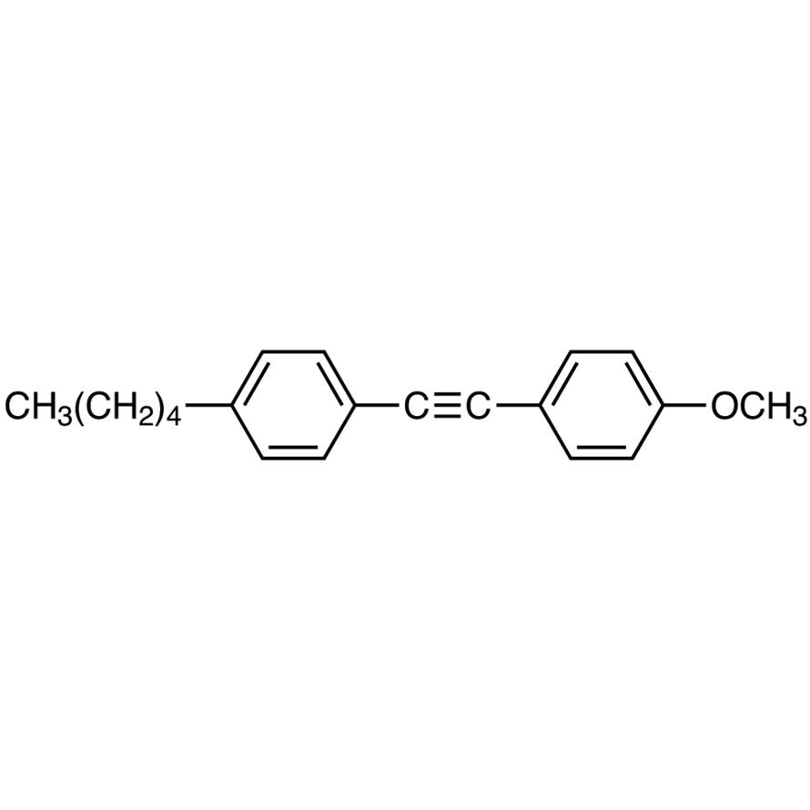 1-(4-Methoxyphenyl)ethynyl-4-pentylbenzene