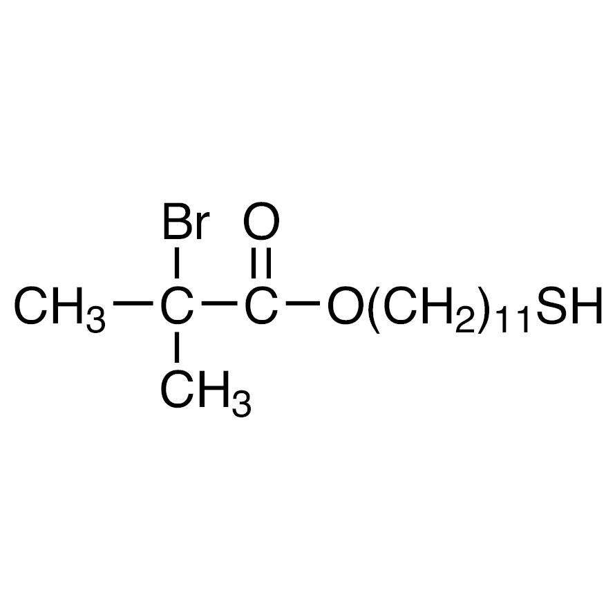 11-Mercaptoundecyl 2-Bromo-2-methylpropanoate