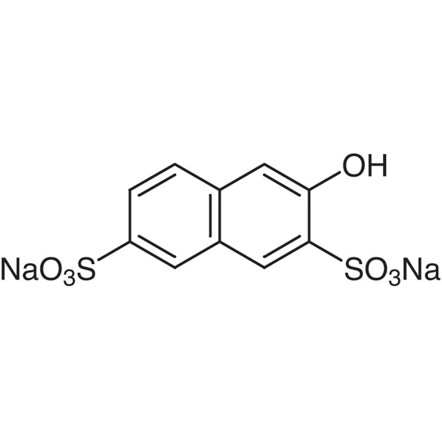Disodium 3-Hydroxy-2,7-naphthalenedisulfonate