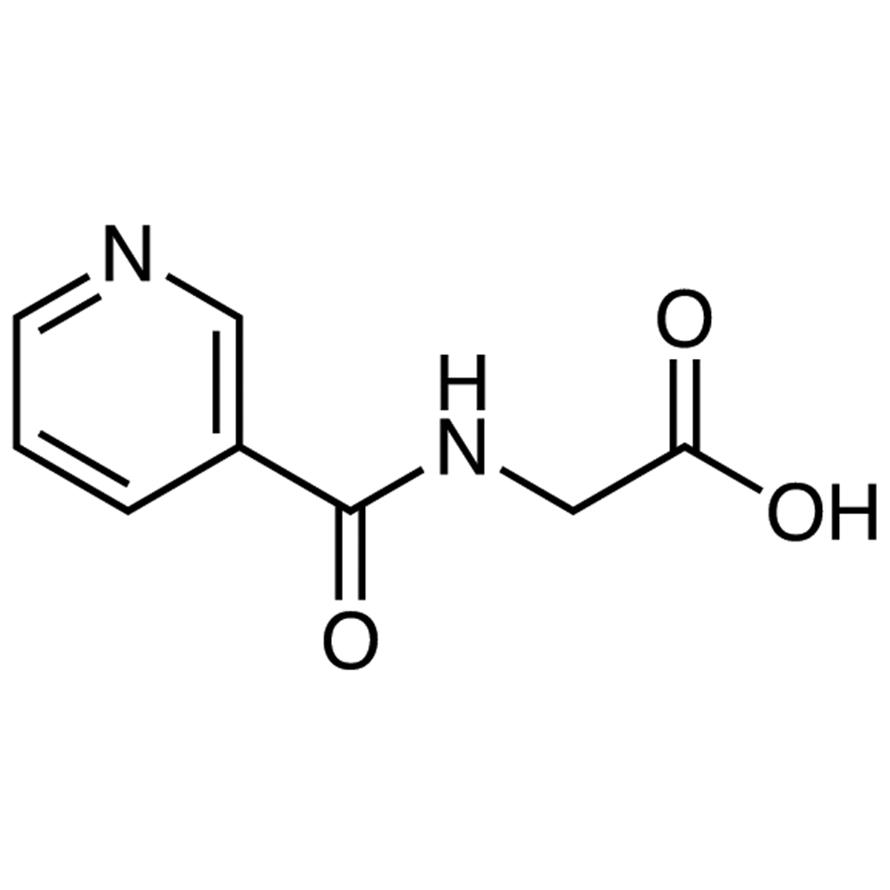 N-Nicotinoylglycine