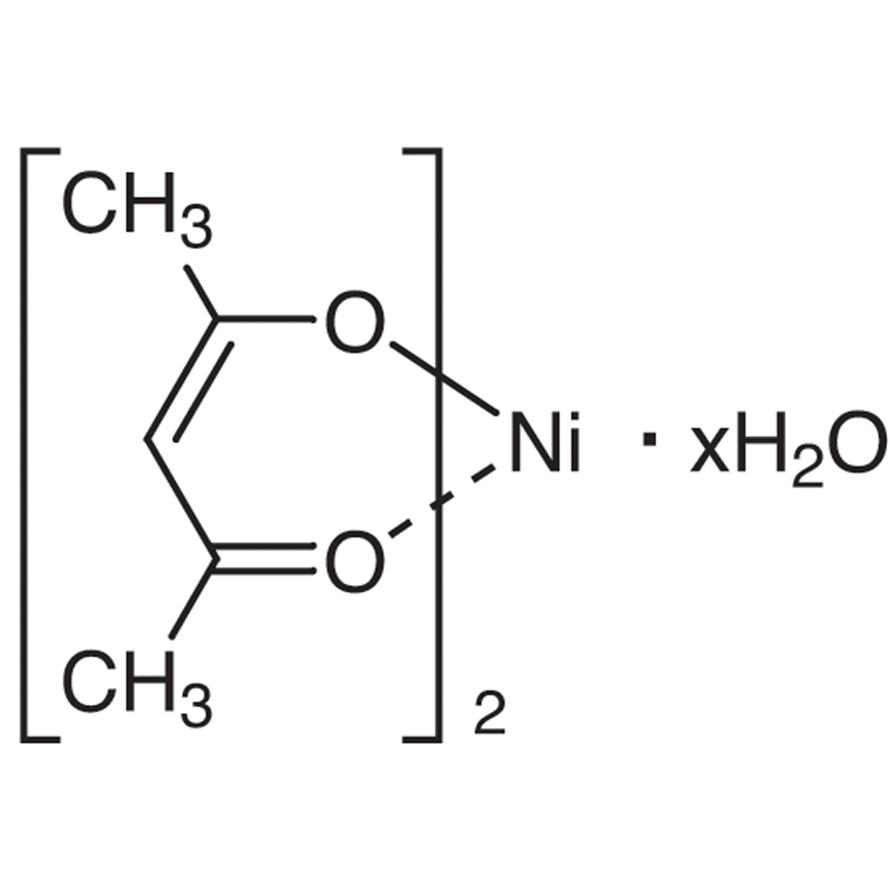 Bis(2,4-pentanedionato)nickel(II) Hydrate