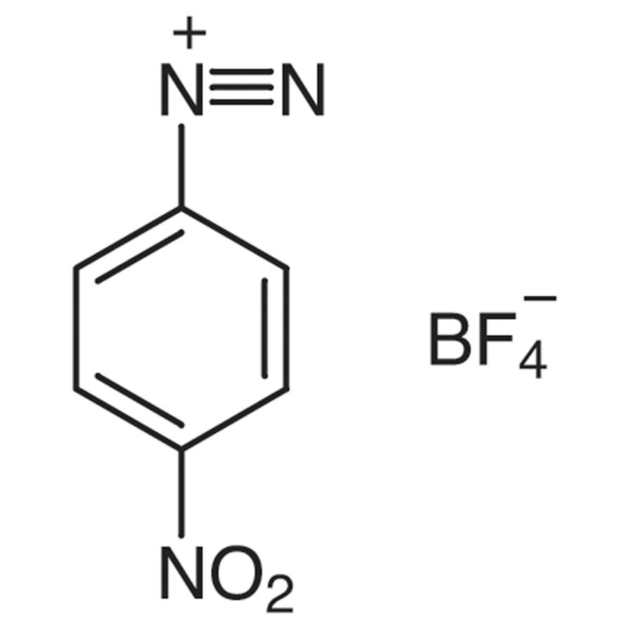 4-Nitrobenzenediazonium Tetrafluoroborate