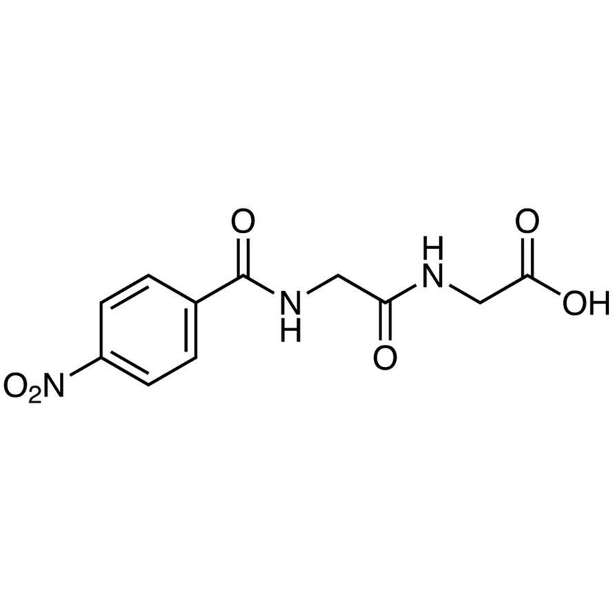 4-Nitrobenzoylglycylglycine