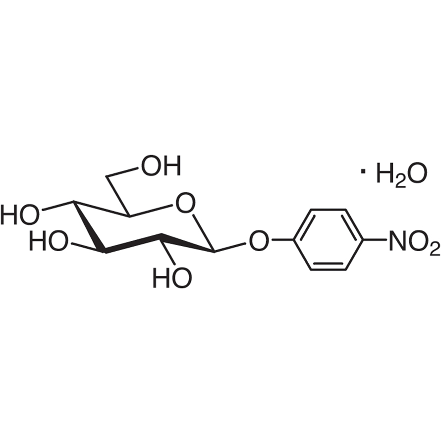 4-Nitrophenyl -D-Glucopyranoside Monohydrate [Substrate for -D-Glucosidase]