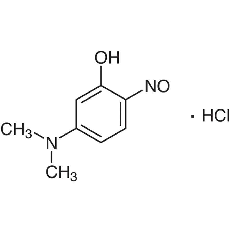 5-Dimethylamino-2-nitrosophenol Hydrochloride