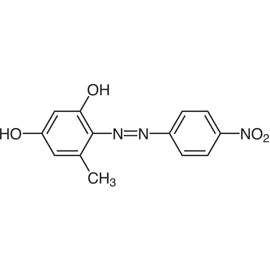 4-(4-Nitrophenylazo)orcinol
