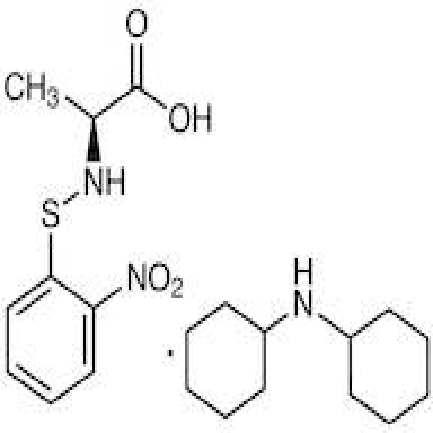 N-2-Nitrophenylsulfenyl-L-alanine Dicyclohexylammonium Salt