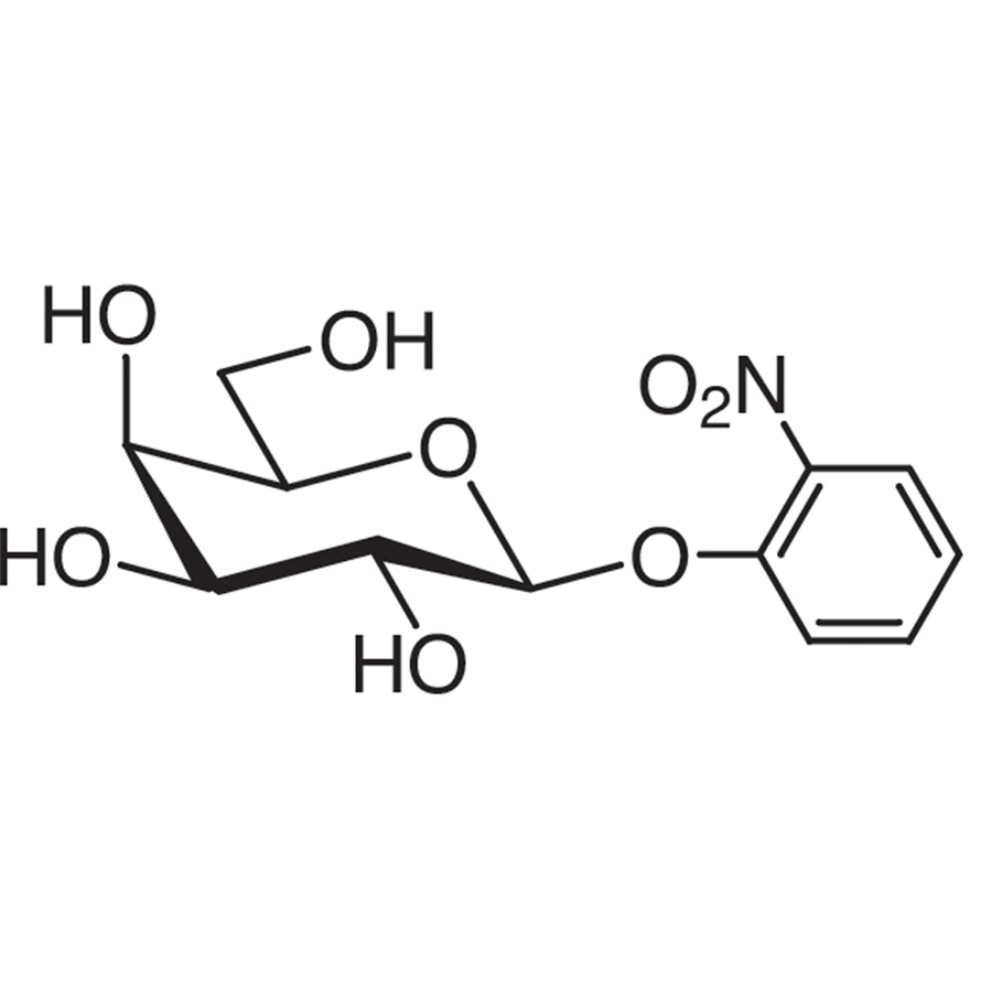2-Nitrophenyl -D-Galactopyranoside [Substrate for -D-Galactosidase]