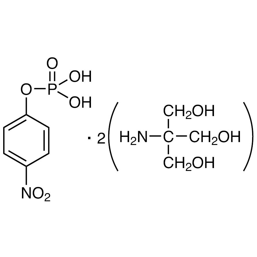 4-Nitrophenyl Phosphate Di(tris) Salt Hydrate [Substrate for Phosphatase]
