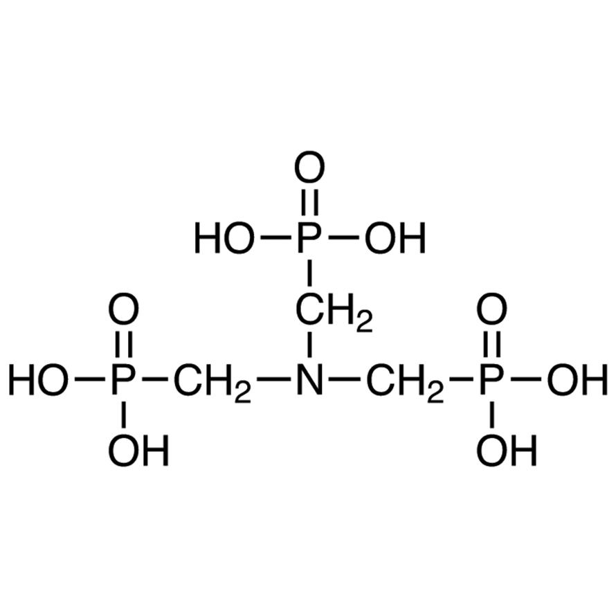 Nitrilotris(methylenephosphonic Acid) (ca. 50% in Water, ca. 2.2mol/L)