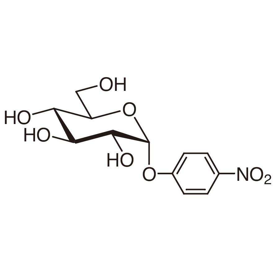 4-Nitrophenyl -D-Glucopyranoside [Substrate for -D-Glucosidase]