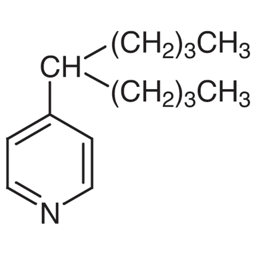 4-(5-Nonyl)pyridine