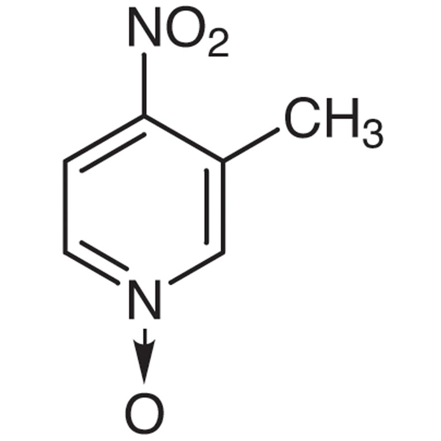 3-Methyl-4-nitropyridine N-Oxide