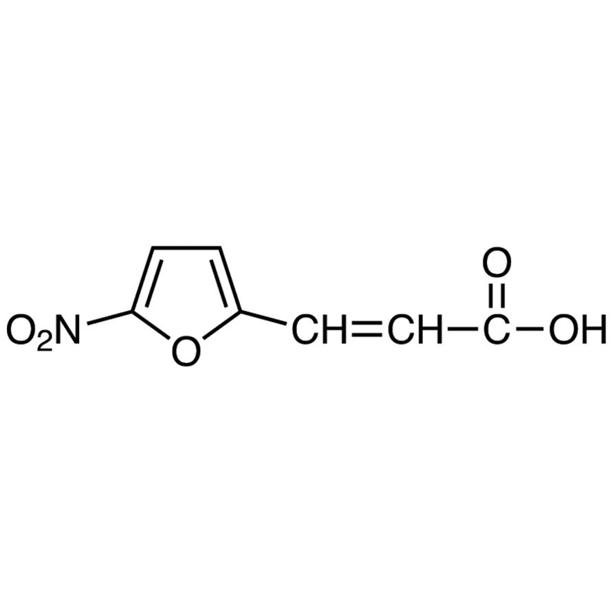3-(5-Nitro-2-furyl)acrylic Acid