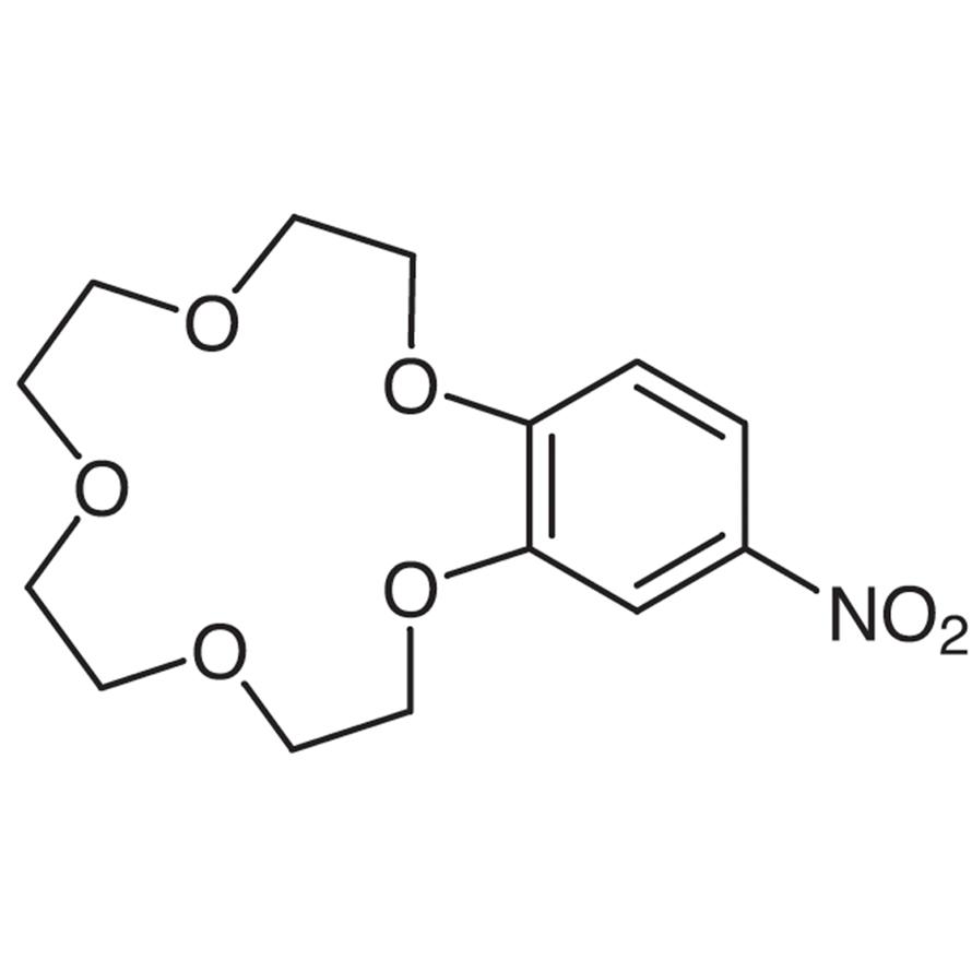 4'-Nitrobenzo-15-crown 5-Ether