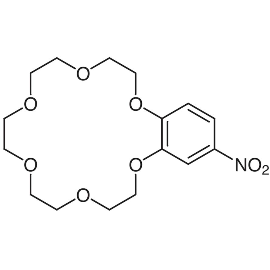 4'-Nitrobenzo-18-crown 6-Ether