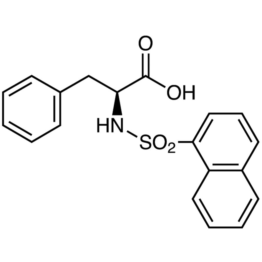N-(1-Naphthalenesulfonyl)-L-phenylalanine